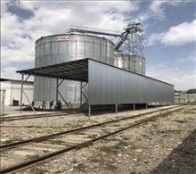 3000 MT silo project in Uzbekistan