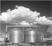 4 × 7500 tons of Azaran in Miyaneh City -Iran
