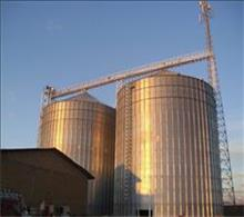 2×7500 tons silos in Makoo –Iran