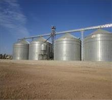 4×5000 tons silos in Mehran City-Iran