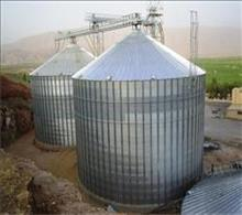 3×5000 tons silos in Ilam –Iran